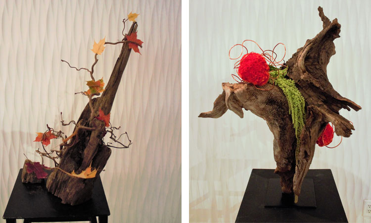Advanced Floral Design with Natural Materials