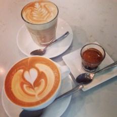 Espresso, Cappuccino or Latte?