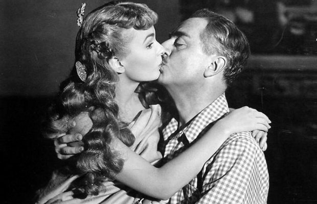Image result for Mr. Peabody and the Mermaid 1948 kissing