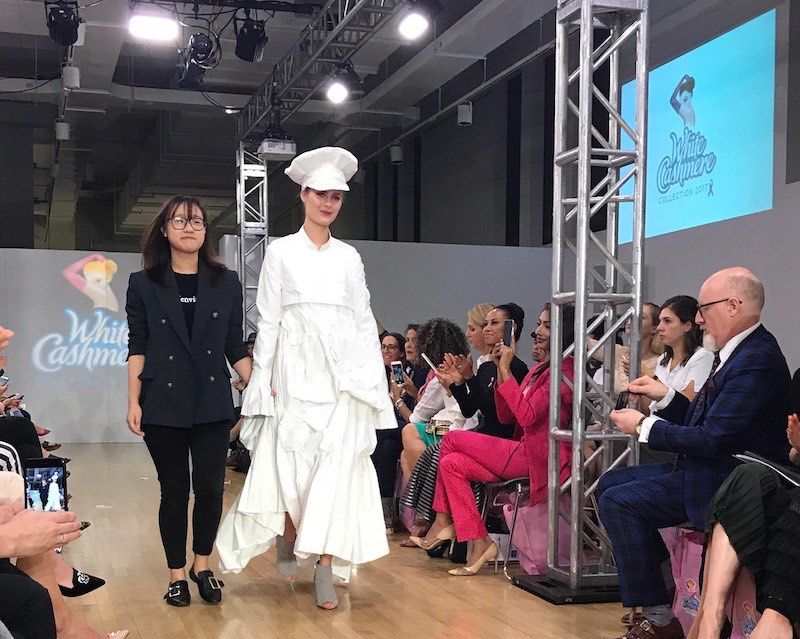 Canadian Design Students Featured At 2017 White Cashmere