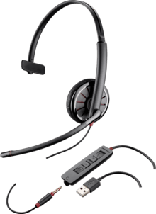 Plantronics Blackwire C315-M, feature rich low cost UC Headset