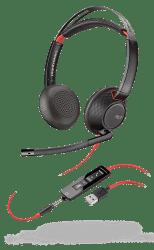 Plantronics Blackwire C5220 USB-A UC Headset