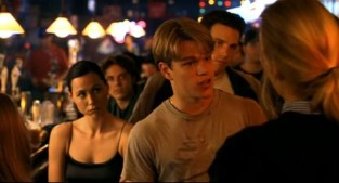 Image result for good will hunting bar scene