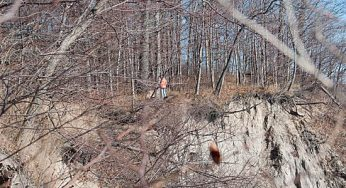 Dangerous incidents occur once or twice every year at the Bluffs.