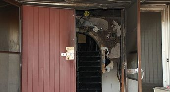 The interior of the home is completely destroyed, said Guillermo Arenis from State Farm Insurance. The Oct. 30 fire at the Kimbermount Drive home killed Ying Tang and another woman, and injured Yuanjie Guan.