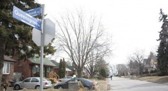 Queensgrove Road in Scarborough does not have streetlights, and residents want to keep it that way.