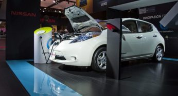 Not all of the attention at this year's Autoshow was directed at cars that cost as much as a home. The LEAF, Nissan's all-electric sub-compact car, received its fair share.