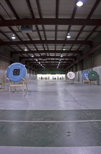 The range was opened during the 70s where it was originally an air gun range but slowly became an archery range from the growing popularity of the sport.