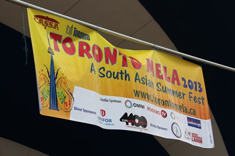 The Toronto Mela Summer Festival, which took place Sept. 7 at Scarborough Town Centre, was presented by the Council of Agencies Serving South Asians.