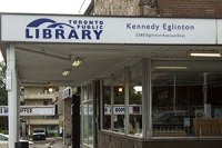 Patricia Eastman of TPL als confirmed a reported incidence of  bedbugs at Kennedy-Eglinton Library