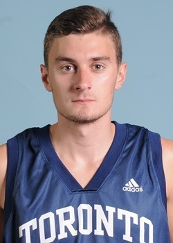 Chase Ruttenberg is ready to make the move to University basketball. Photo: U. of T. Athletics