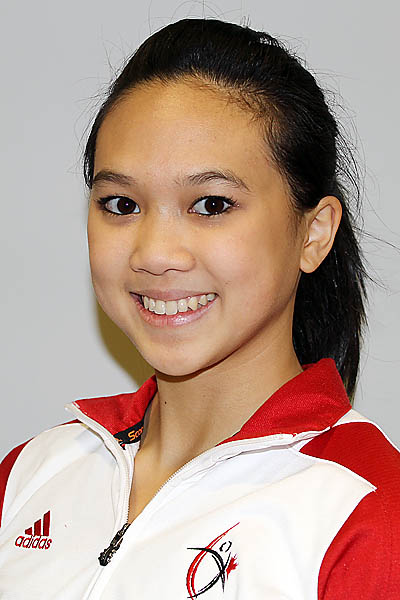 Peng Lee had to work hard to return from her ACL injury.