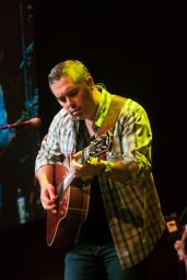 The Barenaked Ladies played for almost two hours at the True Patriot Love fundraising dinner on Nov. 7.