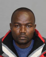 Evans Rubara, 39, of Toronto, faces an aggravated sexual assault charge for allegedly failing to tell his sexual partner he is HIV-positive, police say.