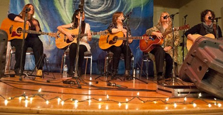 The musical evening brings community together and shows the power of music to transform lives, organizers said.
