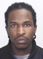 Quinton Leslie McDonald wanted for robbery at subway station.