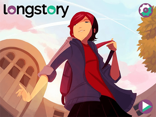 LongStory is a queer-friendly dating/adventure game.
