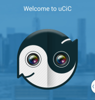 uCiC won the award for the best app in CES 2015.
