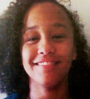 Missing girl Ariel Tenhave-Sargeant, 15.
