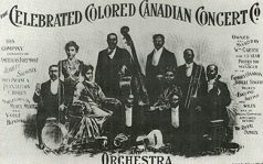 Based in Hamilton, Ontario about the turn of the century, this concert company was well noted for their performances