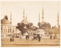 Sultan Ahmed Mosque and the Hippodrome James Robertson, 1854 Ömer M. Koç, Private Collection