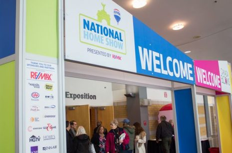 Welcome to the 2016 National Home Show, running March 11–20 at the Enercare Centre, Exhibition Place.