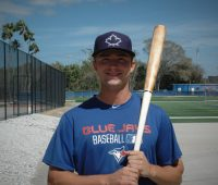 La Prise is ready to make an impact for the Florida Gulf Coast Blue Jays after sitting out the majority of the 2015 season with a hip injury.