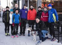 The East York Runners Club hasn't let cold weather slow it down.