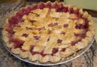 "The sour cherry pie is the house specialty. ""My customers always ask for an extra slice, i've converted the non cherry lovers,"" Beaver said."