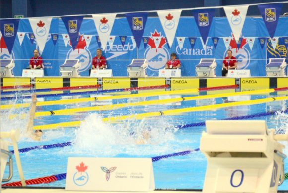 2016 Canadian Paralympic Swim Trials Final - Men's 100M Backstroke