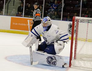 Rookie netminder, Jacob Ingham has been solid in goal for the Mississauga Steelheads filling in for starter Matthew Mancina. The 16-year-old made 23 saves in a loss to the Kitchener Rangers.