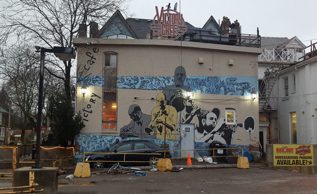 The Victory Cafe preparing to shutting its doors