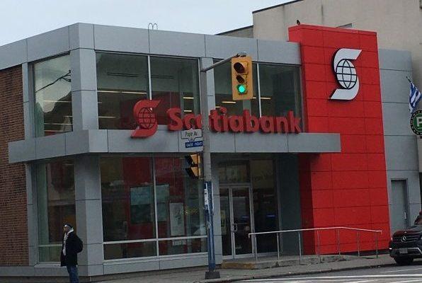 Bank involved in three holdups.
