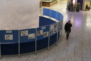 TB photo exhibit at city hall