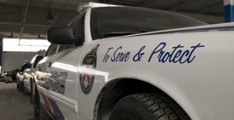 prop police cars