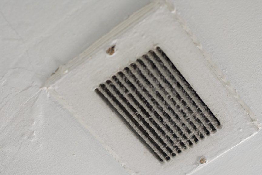dirty vent