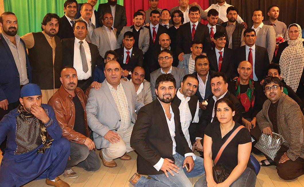 Invictus Afghan Team