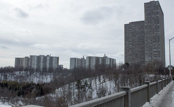 Leaside Towers at 85-95 Thorncliffe