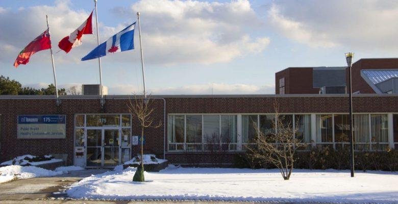 Hydro building