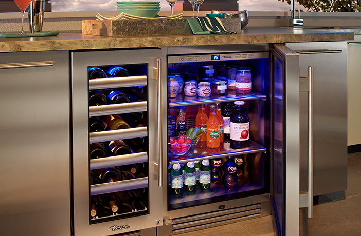 Outdoor Refrigeration, Wine coolers & Ice Makers