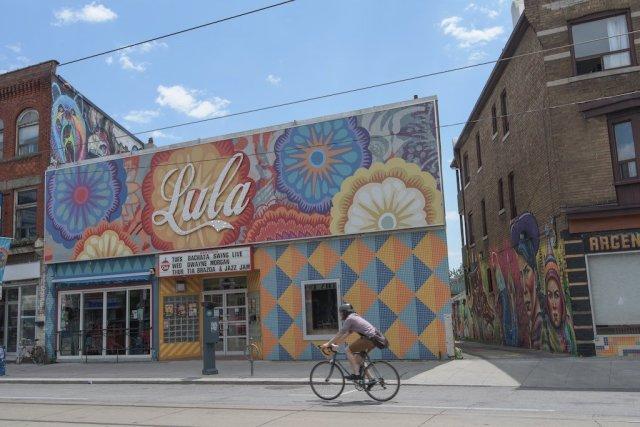 Lula Lounge DuWest