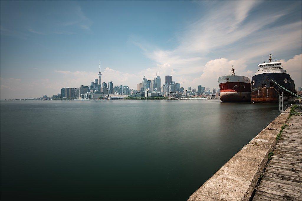 Skyline Port of Toronto