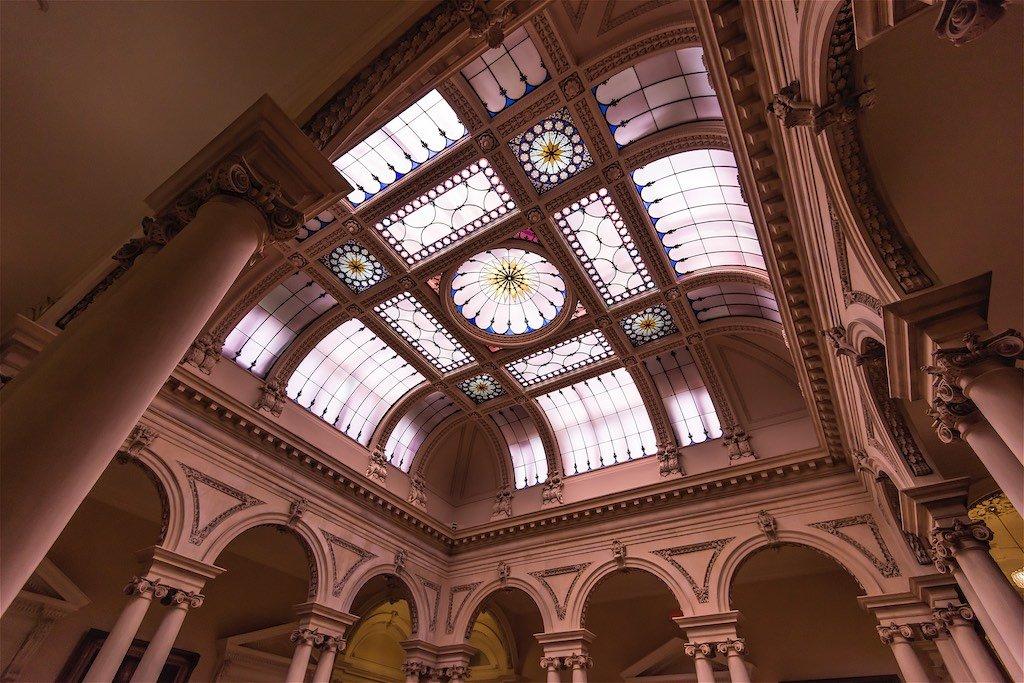 Osgoode Hall Interior
