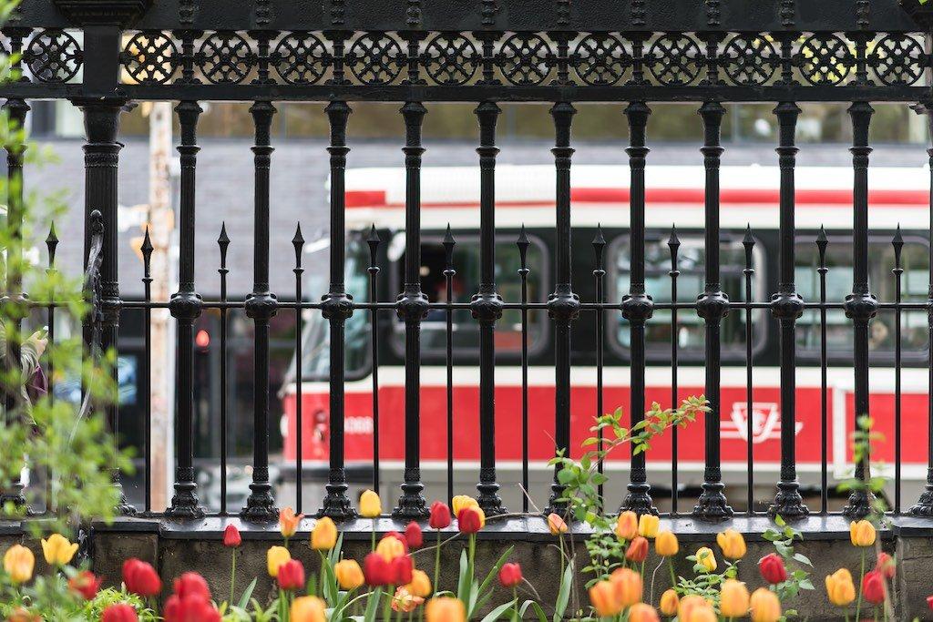 TTC Queen Streetcar