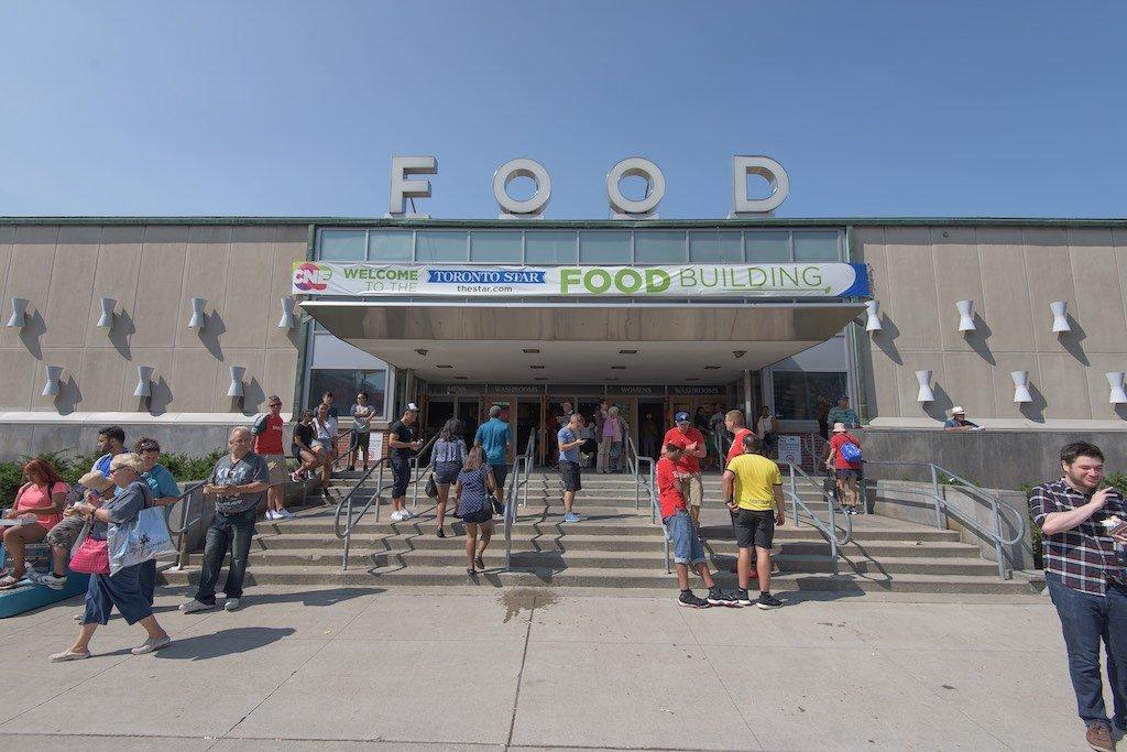 CNE Food Building
