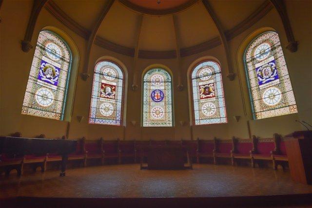 Victoria College Chapel