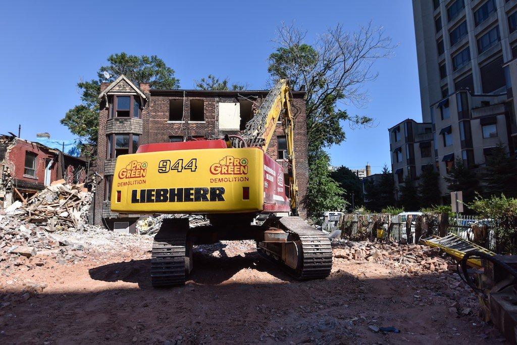 Jarvis Dundas Demolition