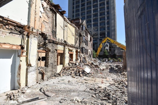 Jarvis Dundas Demolition