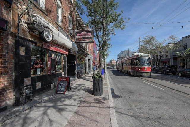 Parkdale District - Queen Street West