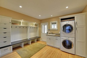 water saving tips in the laundry room